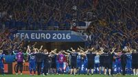 Iceland look to get past post-Euros 'hangover'