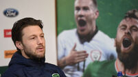 Harry Arter wants to earn right to make himself heard