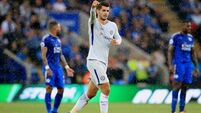 Morata adamant he's 'very happy' with Blues