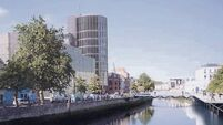 Plan to build largest hotel in Cork on hold