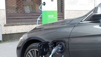 Only 8,000 electric cars to be on our roads by 2020