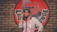 Emma's standup routine shows laughter can be the best medicine
