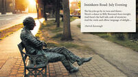 50th anniversary of Patrick Kavanagh's death: 'And you smile up at us eternally'