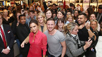 Victoria Beckham 'delighted' to be back in Dublin