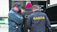 Car worth €140k seized in raids targeting crime gangs