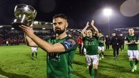 Cork City show early intent with sparkling win over Dundalk in President's Cup