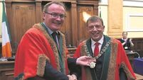 New Lord Mayor of Cork: 'Fair compensation' for county council in city boundary extension