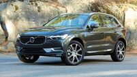 Volvo XC60 an excellent mid-range SUV