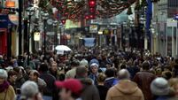 Christmas consumers to spend only slightly more