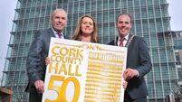 Video: 50th anniversary a high point for Cork's iconic County Hall