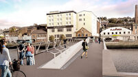 Plans for €3.5m pedestrian bridge go on public display