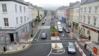 Time again for the rise of Tralee with Denny St regeneration