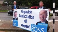 Stepaside reopening is 'Del Boy politics'