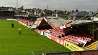 Storm Ophelia Hits Turners Cross