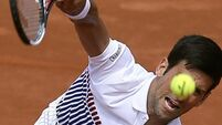 Novak Djokovic baffled by third-set collapse