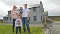 Family to leave Sherkin Island for mainland so children can go to school
