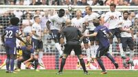 Alonso piles on Wembley woes for Spurs