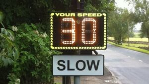 'Smiley faces' on speed detector signs effective at slowing down drivers, gardaí believe