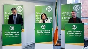 Sinn Féin manifesto 'for giving workers and families a break'