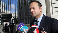 Varadkar: North 'sliding towards' direct rule