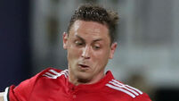 Experienced Nemanja Matic makes strong first impression at Man United