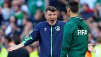 'I'm sure we'll see a little bit of Keane on-pitch persona'