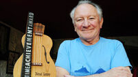 Dónal Lunny adds more strings to his bow