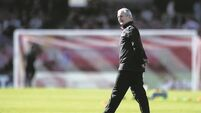 John Caulfield: We're firing our managers like it's the Premier League