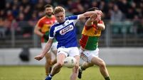Road to recovery will be long and bumpy for Laois
