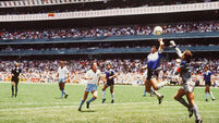 Book review: Touched By God - How We Won The Mexico '86 World Cup by Diego Armando Maradona and Daniel Arcucci