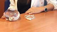Swallowable balloon can help people with obesity to shed weight