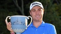 Justin Thomas hungry for more after fifth success