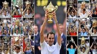 Roger Federer back to being supreme in tennis, lording over the sport the way no man has