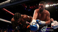 Tony Bellew may hang up gloves