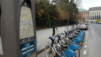Usage of public bike rental schemes in main cities down 5%