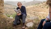 Palestinian writer Raja Shehadeh is reading between the lines