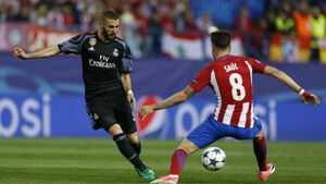 Karim Benzema's brilliance sees Real Madrid through