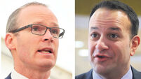 Leo Varadkar and Simon Coveney go head to head in first hustings