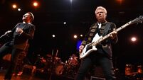 U2's Adam Clayton reveals how rock stars helped him quit drink