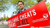 Welfare cheats campaign was a mistake, says official