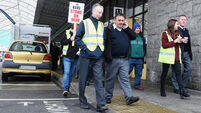 Further snap bus and rail strikes signalled for next week