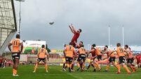 Rassie warns against reading too much into Munster eight-try win against Cheetahs