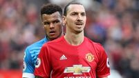 FA charges Zlatan Ibrahimovic and Tyrone Mings after Old Trafford clashes