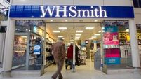 WH Smith sees Irish revenues grow to record levels