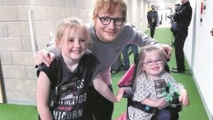 Watch: Tributes to 'amazing' Aoibhe on her sudden death days after meeting idol Ed Sheeran