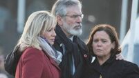 The only way is up for a dynamic Sinn Féin with women at its helm