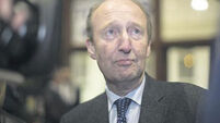 Shane Ross to meet with senior UEFA officers to discuss crisis-hit FAI today