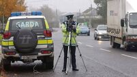 Watchdog claims gardaí still not clarifying why they want penalty points cancelled when speeding on duty
