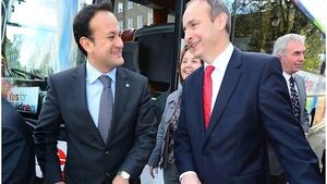 #GE20: Questions as to whether Varadkar and Martin will do head-to-head debate