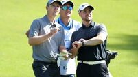 Golf's new formats growing on Justin Rose